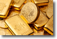 Gold offers protection from inflation